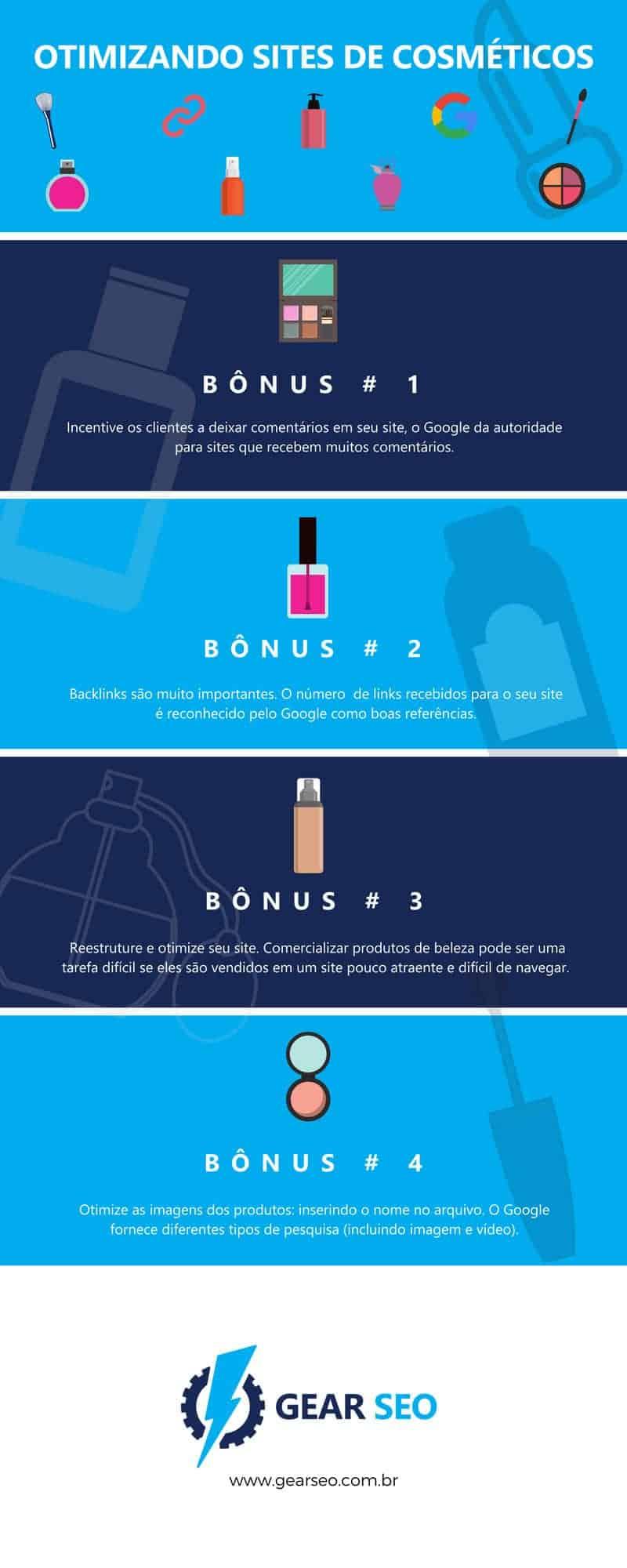 SEO para o mercado de cosméticos